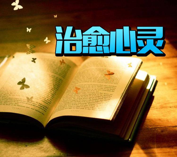 【周日早读书】工作压力太大,看看书治愈一下自己吧