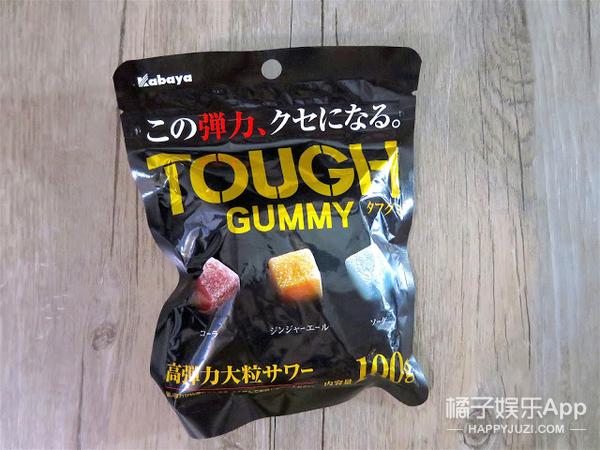 嗜糖如命——大概因为这颗Q弹水润的软糖开始的!