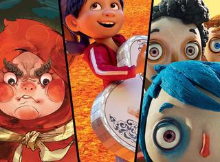2017年豆瓣最好看的十部动画片,适合每一个年龄段的人看