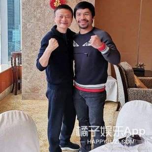 和王菲合唱,又和拳王打拳,退休后的马云都在做什么?
