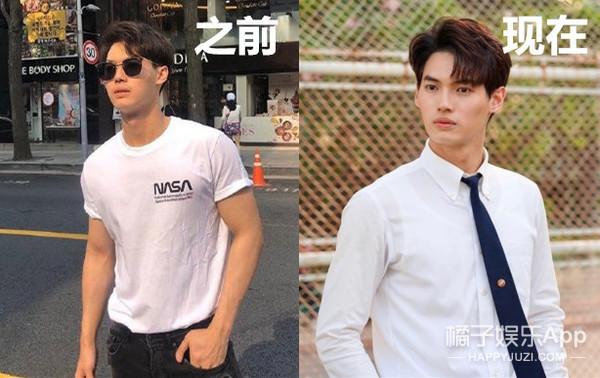 泰国最优秀的男孩们都被送到娱乐圈了吧?