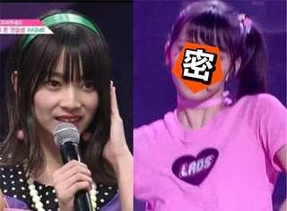 化妆堪比换头,不到一周,pd48的樱花妹全成韩国爱豆了