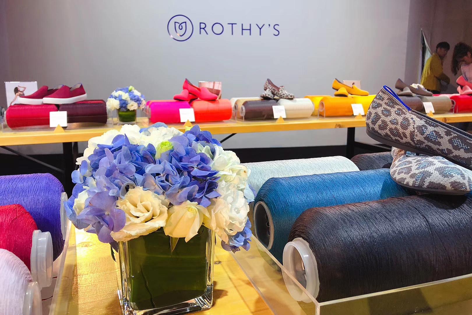 别样海外购与ROTHY'S宣布达成独家战略合作