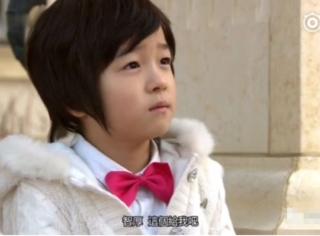 還記得韓版《花樣男子》的童年尹智厚嗎?他現在長這樣