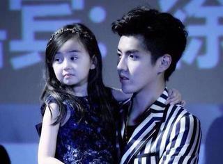 """还记得吴亦凡的""""女儿""""妮妮吗?她从小美到大啊!"""