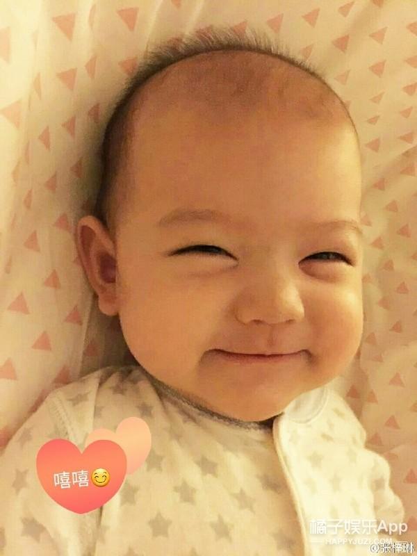 还记得世界小姐张梓琳吗?她又生了个女儿