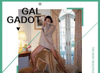 攻气十足的盖尔·加朵简直令人想嫁!