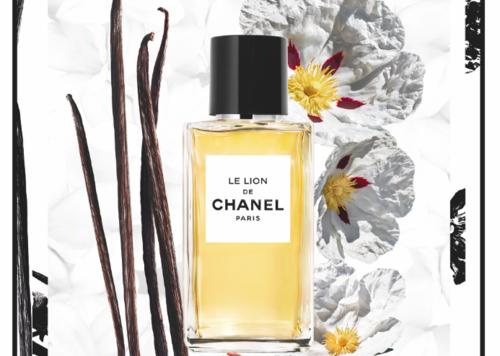 香奈儿珍藏系列狮子香水LE LION DE CHANEL