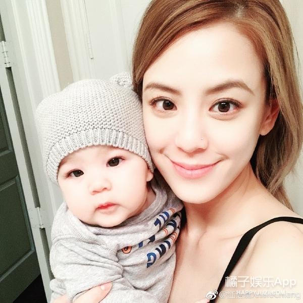还记得曾经的台湾女神江语晨吗?她都有两个孩子了!