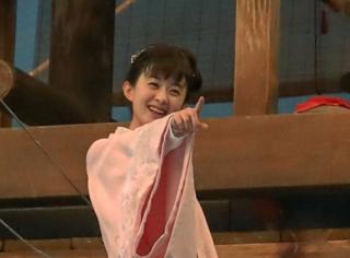 趙麗穎低溫拍落水戲,喊話導演:希望我明天還能看到你