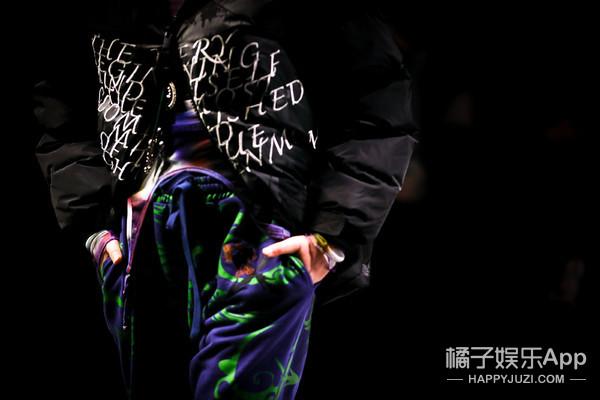 INXX 在上海时装周呈现「冲霄汉」
