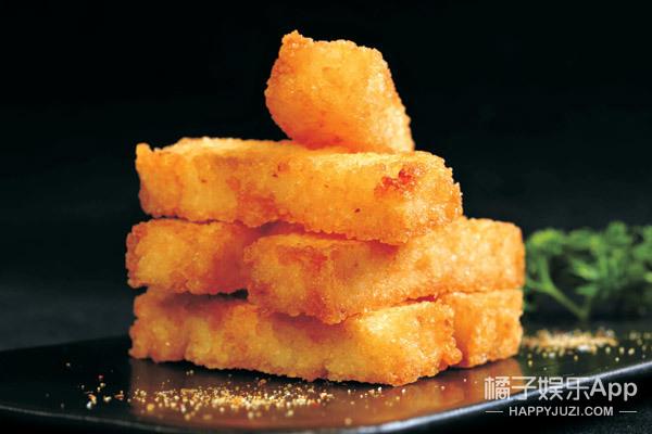 来一颗甜而不腻又软糯的糖油粑粑,带你瞬间回到老长沙!