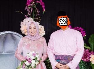 《歌手》茜拉宣布结婚!她的素人老公跟她还挺配的.....