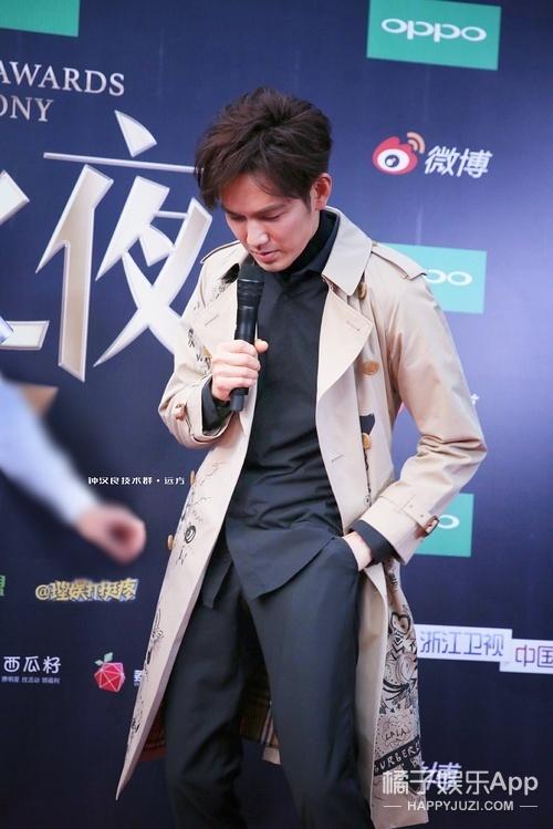 钟汉良为啥永远找不到自己的衣服口袋在哪里?