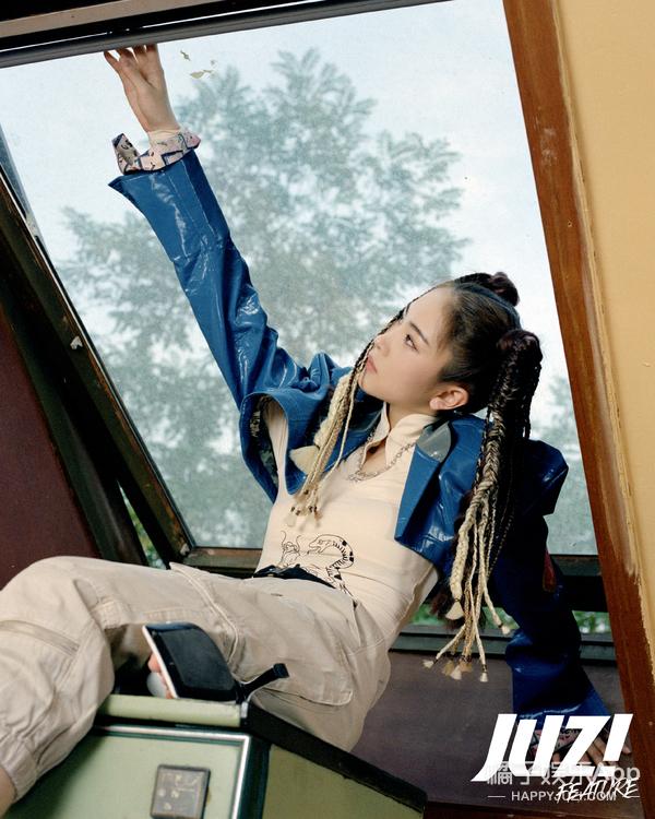 徐紫茵:一个用歌声追光的女孩
