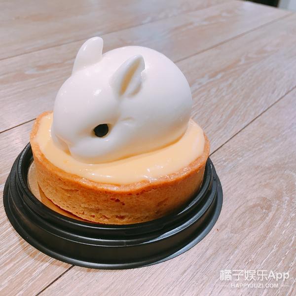 从台湾火到国外的兔兔柠檬塔,软萌逼真到你不忍下口