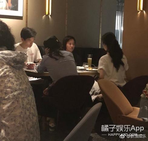 网友偶遇窦靖童和林子濠聚餐 李紫婷再次入院检查