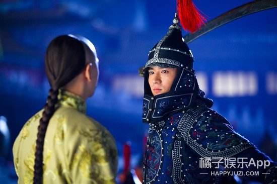 還記得《蘭陵王》里的韓曉冬嗎?他現在長這樣