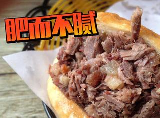 诞生于河北的传统流行小吃,包在脆火烧里的营养美味