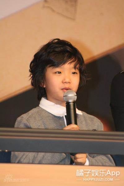 還記得韓劇《想你》里的小亨利嗎?他現在長大啦!