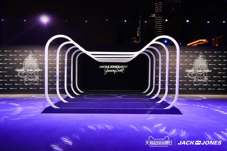 JACK & JONES天猫超级品牌日 北欧时尚强势回归