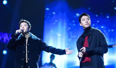 俞灏明重拾演员的勇气,与好兄弟王栎鑫同台演出