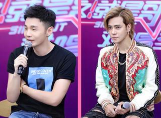 《这就是歌唱》四强晋级赛选手模仿罗志祥 李荣浩现场秀舞技