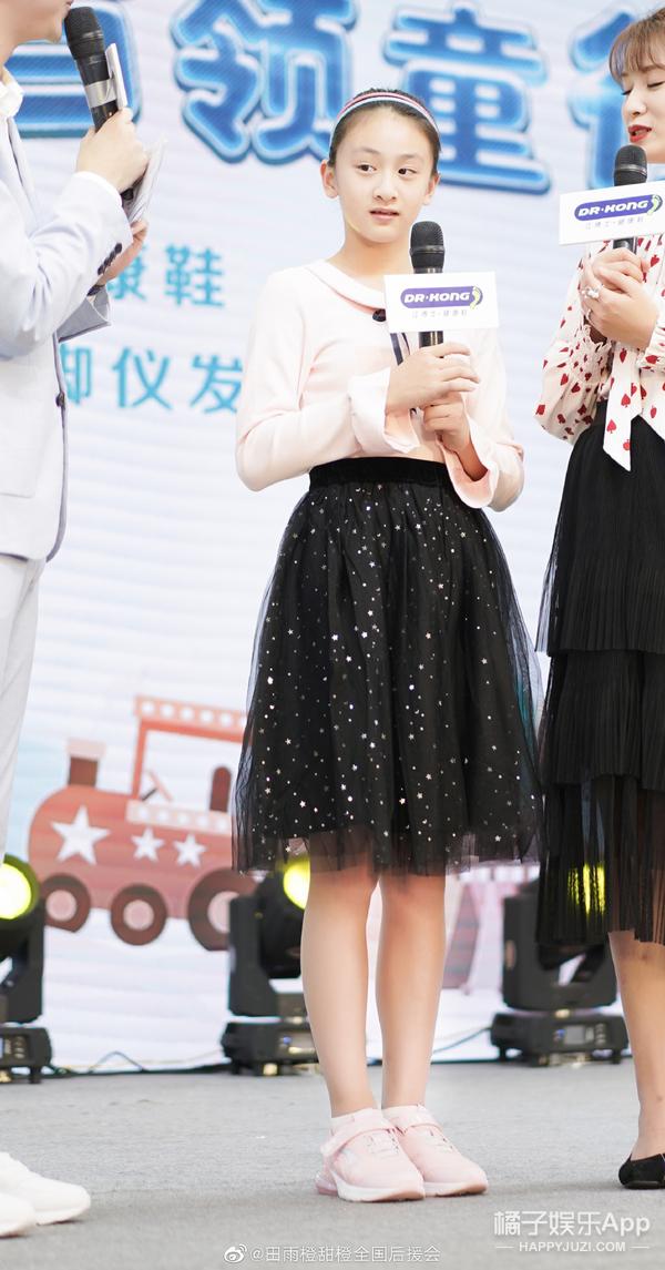 白羡慕了,她的身高竟然是假的?
