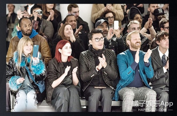 诠释时尚新态度|胡兵带你玩转伦敦时装周!