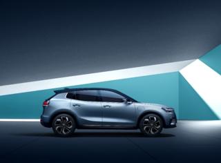 ENOVATE以天际为名 智能电动SUV-ME7受瞩目