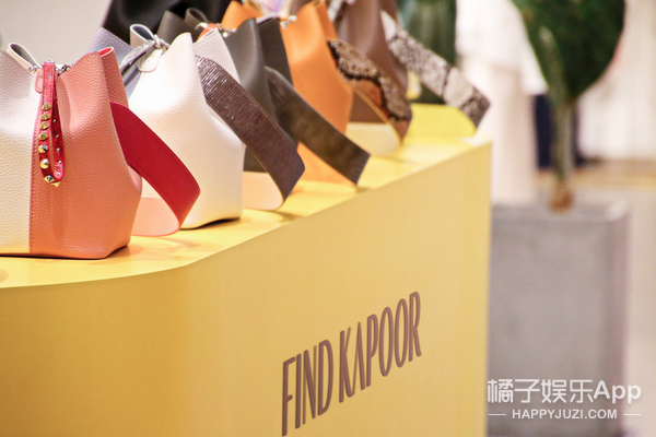 FIND KAPOOR(梵德卡普尔)北京SKP限时店开幕