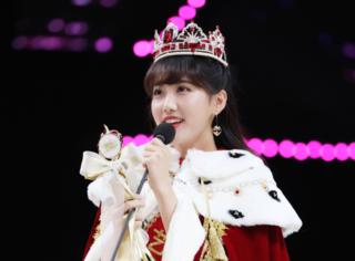 SNH48 GROUP总决选落幕 鞠婧祎《叹云兮》献首秀