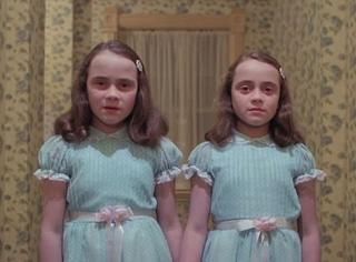 还记得《闪灵》里的双胞胎吗?一个是律师一个是科学家?