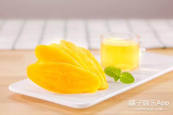 换季也要水当当!补充水分维生素怎么能少了好吃的芒果干!