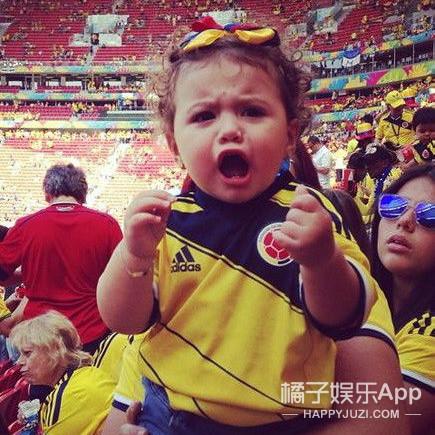 世界杯不止遍地荷尔蒙,这些球星的漂亮孩子才是真的很会投胎