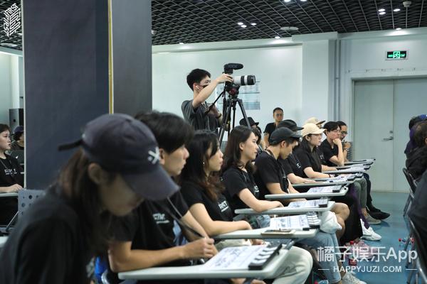 创作是创作者的纽带,FIRST训练营十位青年导演集结