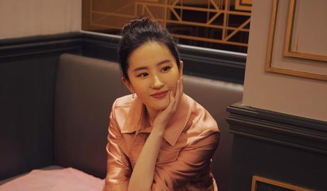 可仙可妖!說的就是劉亦菲這樣的美人吧