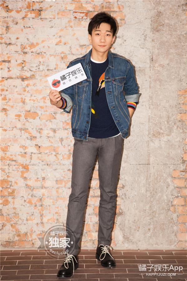 专访吴昊宸:反正要吃长久饭,现在着什么急?