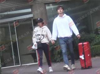 阚清子男友曝光,是刘亦菲唯粉、改过年龄,还差点在韩国出道