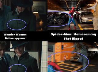 2017年大热影片穿帮镜头集锦,竟然是票房越高Bug越多