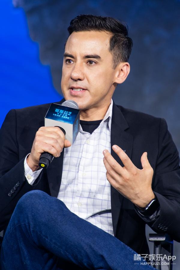 """《哥斯拉2:怪兽之王》中国首映 核爆级怪兽巨制""""震撼银幕"""