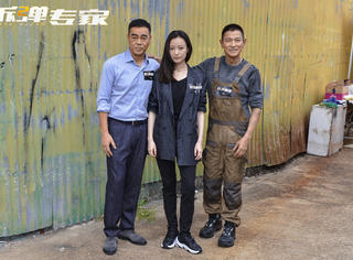 刘德华《拆弹专家2》开机 刘青云、倪妮加盟全面升级