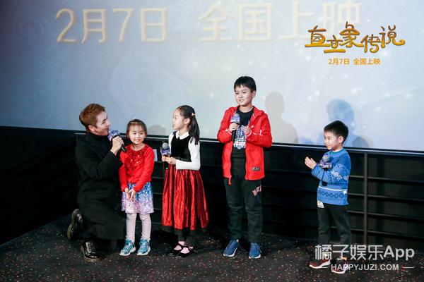 """《直立象传说》首映礼 神奇动物""""桃栗象""""成鼠年新宠"""