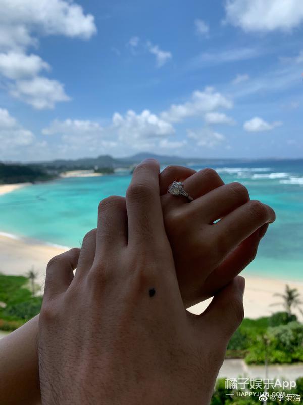 李荣浩&杨丞琳 | 刚说完他俩怎么还不结婚,他就求婚了!