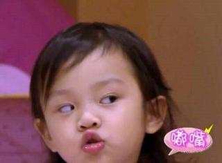 还记得李小璐的女儿甜馨吗?她长得越来越像妈妈了!