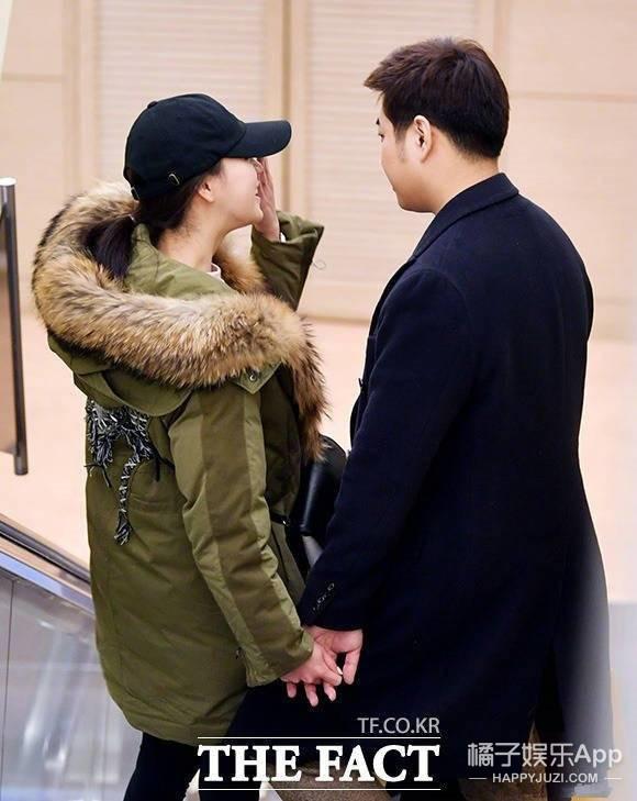 韩国演员林智妍恋情曝光,曾和宋承宪合作过《人间中毒》