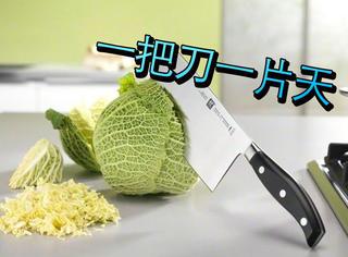 [年货篇]一个好厨师怎么能少了一把好刀呢