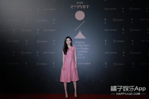 《宝贝儿》平遥影展首映,导演赞杨幂有种倔劲儿