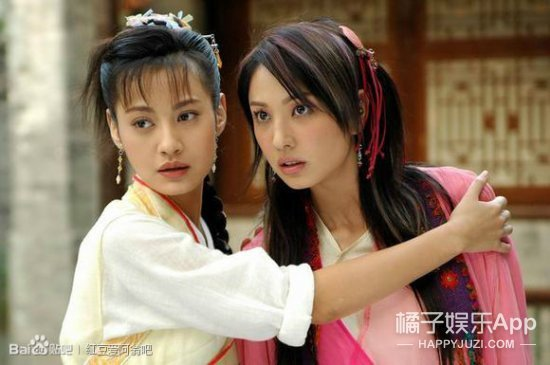 还记得《小鱼儿与花无缺》里的江玉凤吗?她女儿都这么大啦!