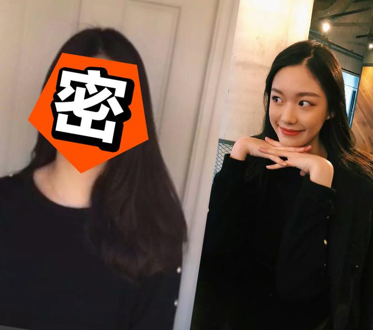 美合小公主的精修自拍VS直播,差距有点大啊!!!